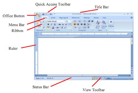 titel word document in mac