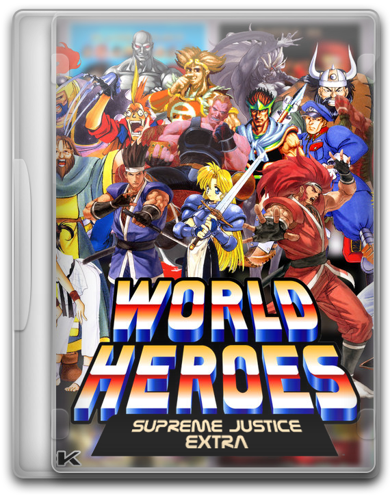World Heroes Supreme Justice