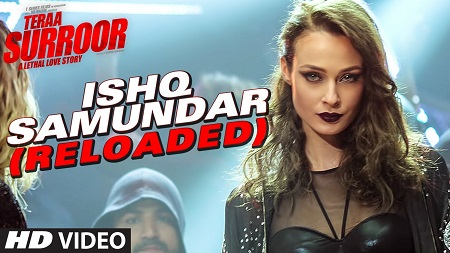 ISHQ SAMUNDAR RELOADED Video Song 2016 Teraa Surroor Himesh Reshammiya Farah Karimaee