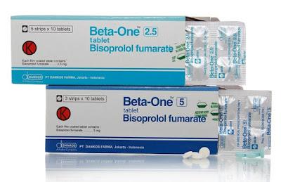Beta-One - Manfaat, Efek Samping, Dosis dan Harga