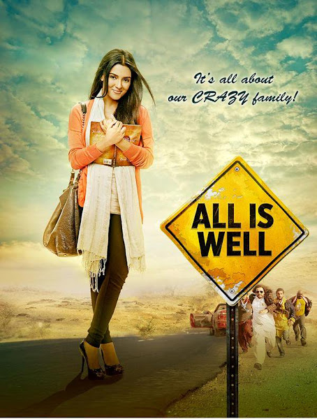 All Is Well (2015) Movie Poster No. 5