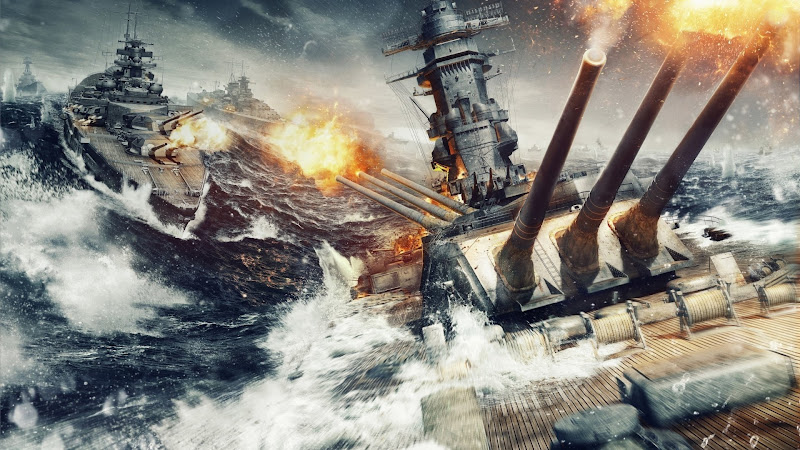 World of Warships HD