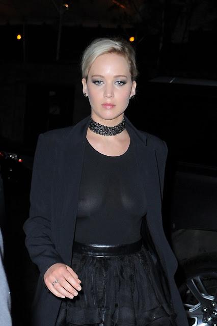 Jennifer Lawrence Sexy Photos