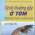 Bệnh thường gặp ở tôm - phương pháp chẩn đoán và phòng trị - PTS. Trần Thị Minh Tâm - GS.TS Đái Duy Ban