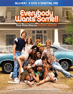 DVD & Blu-ray Release Report, Everybody Wants Some, Ralph Tribbey