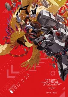 Digimon Adventure tri. 4: Soushitsu MP4 Subtitle Indonesia