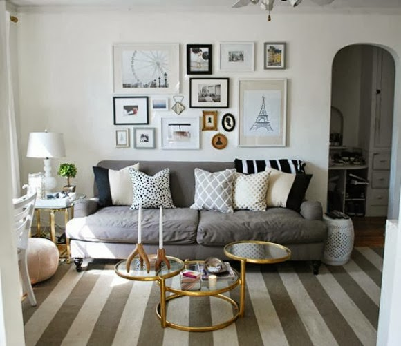 A Diary Of Lovely: Dream Living Room With Heal's