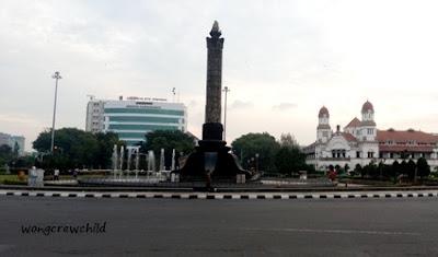 lokasi monumen tugu muda semarang