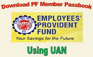 Download EPF Member Passbook
