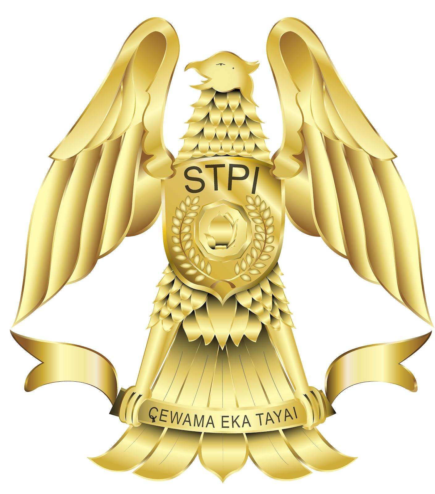 Logo Sekolah Tinggi Penerbangan Indonesia