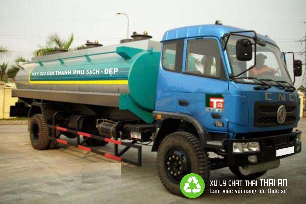 xử lý nước thải ở các khu công nghiệp