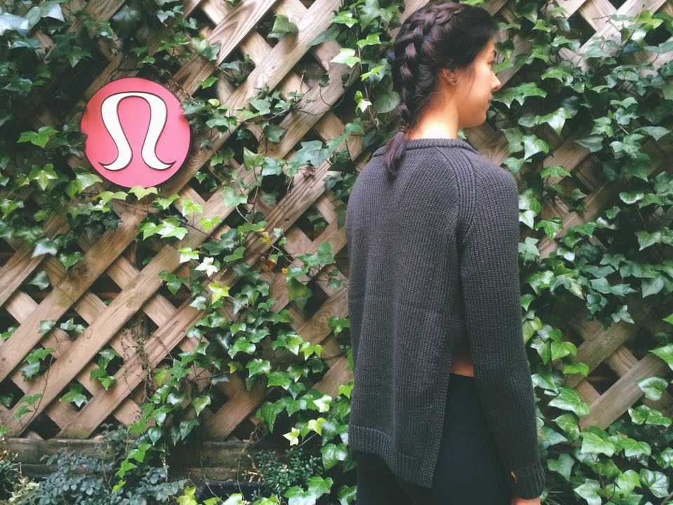 lululemon yin to you