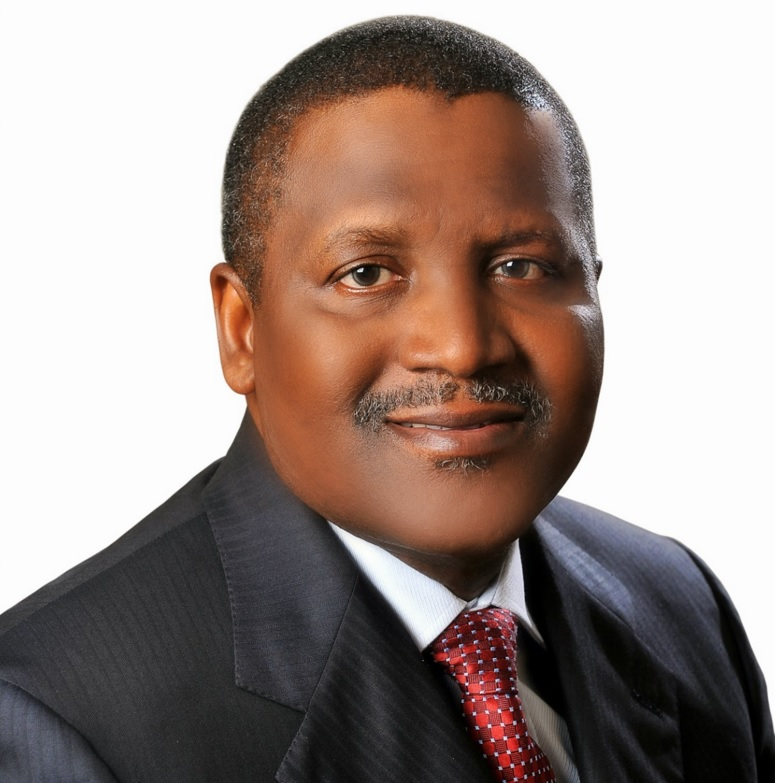 """""""In Africa, as you're being successful and doing things right, you're also creating a lot of enemies."""" -Aliko Dangote"""