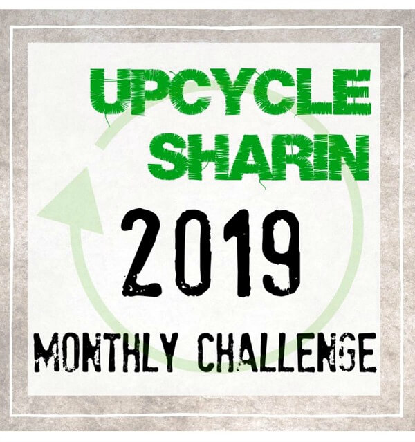 Upcycle Sharin Gardening Challenge