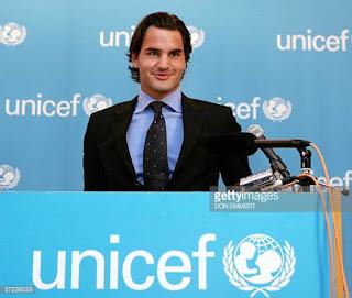 brand ambassador of UNICEF