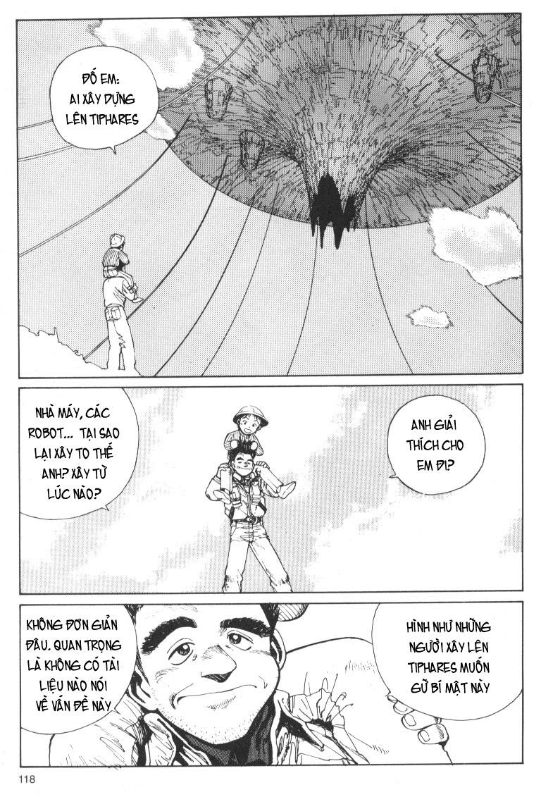 Battle Angel Alita chapter 10 trang 26