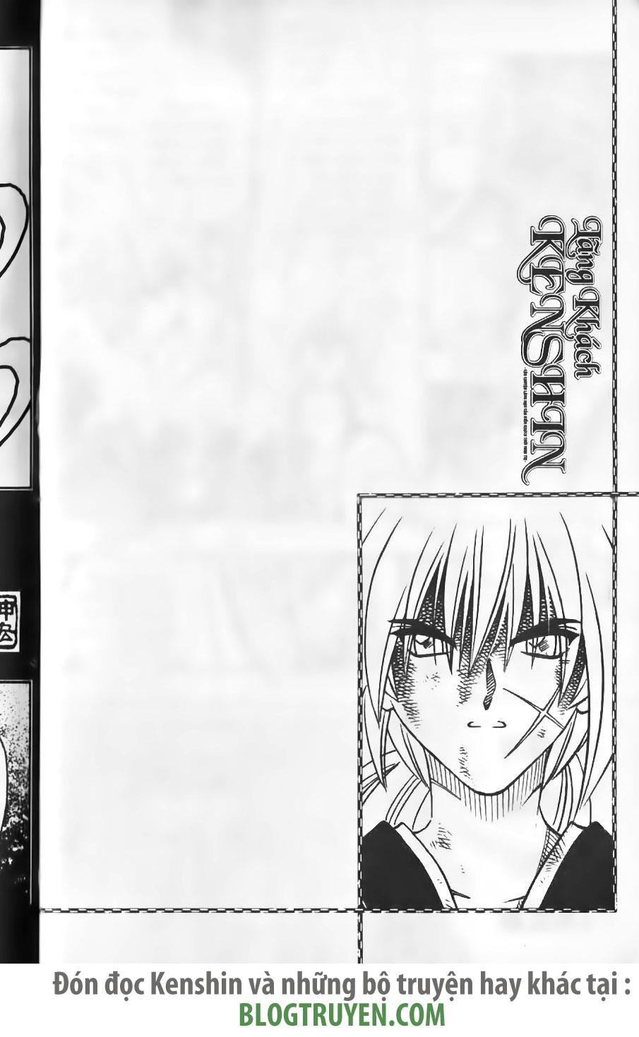 Rurouni Kenshin chap 203 trang 20