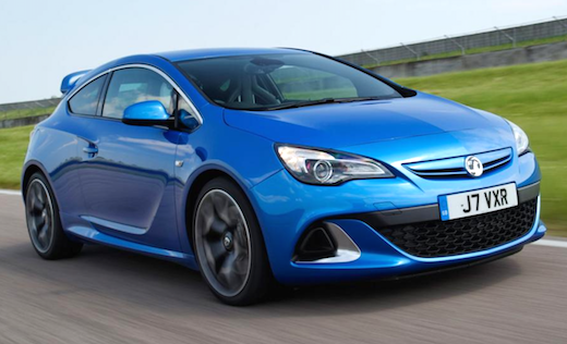 2019 vauxhall astra vxr rumors cars authority. Black Bedroom Furniture Sets. Home Design Ideas