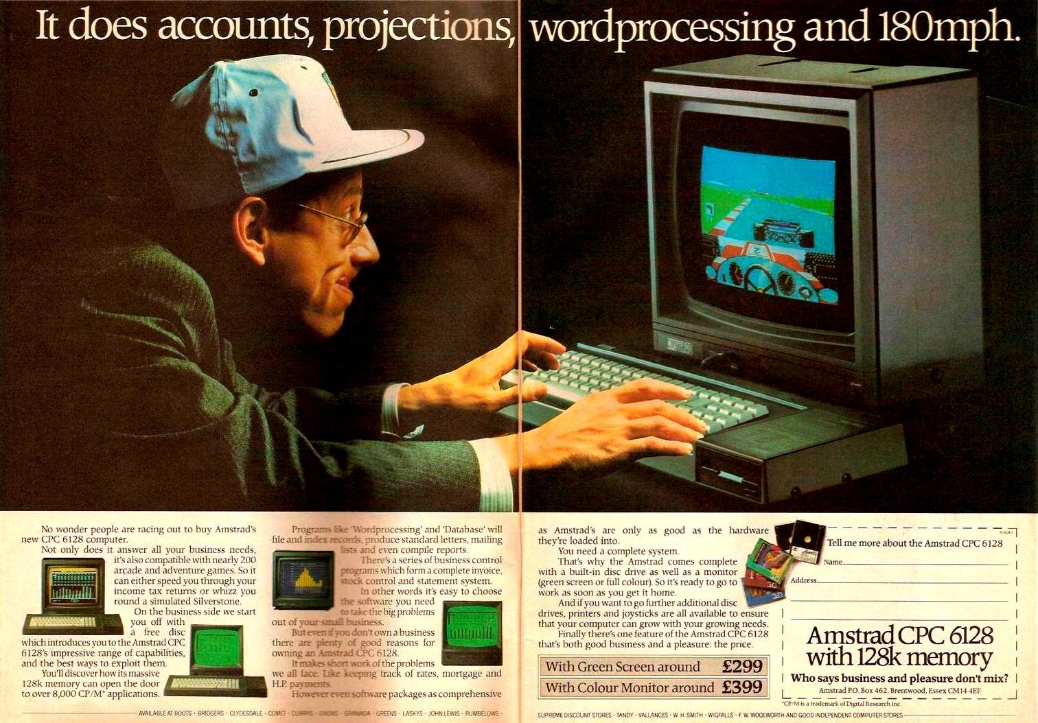 La plus belle pub pour un micro 8bit ? - Page 4 187_1985-10-YourComputer8510-0003-cpc6128