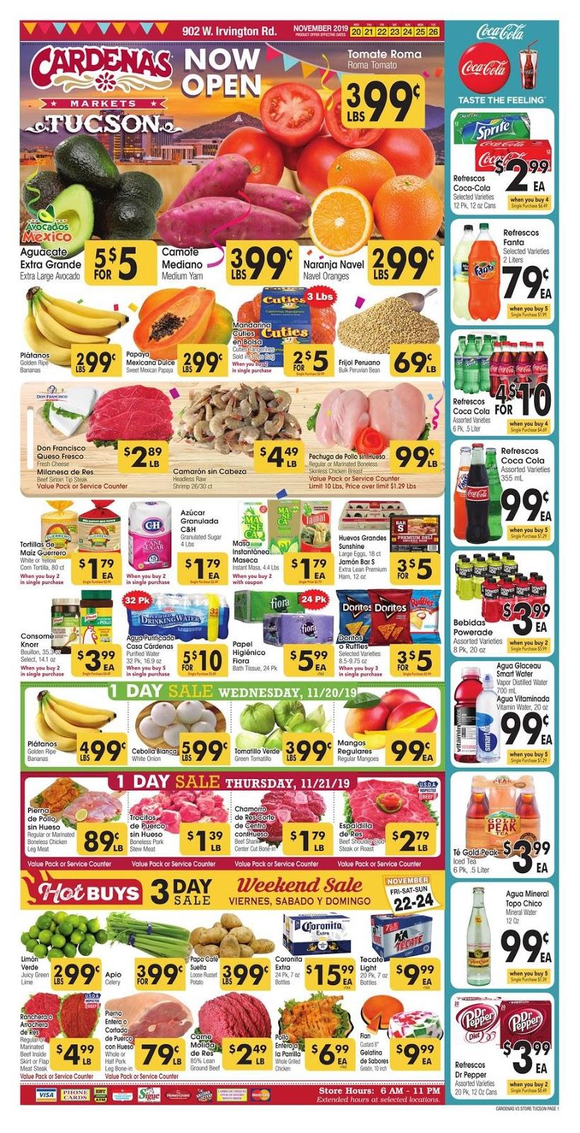 Cardenas Weekly Ad