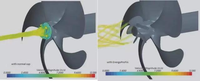 La izquierda es un concentrador normal y la derecha es uno con el EnergoProFin integrado.