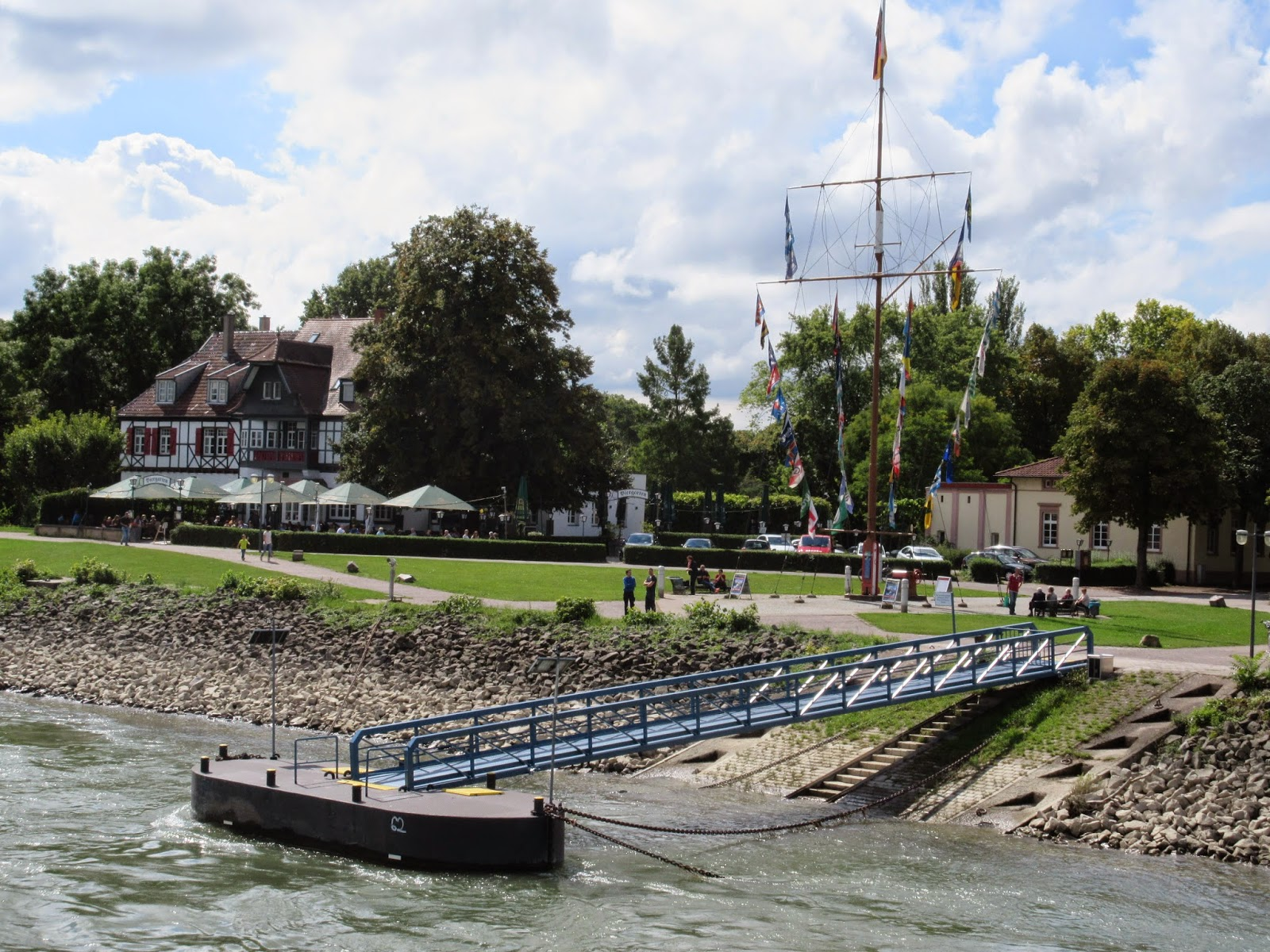 Karlsruhe Schifffahrt