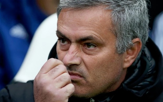 Angry Jose Mourinho slams his assistant