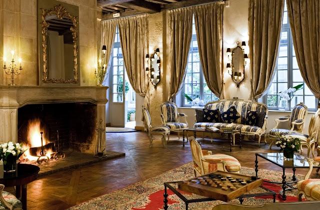 Hotel d'Aubusson em Paris