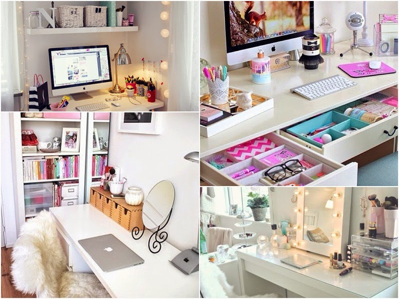 Style by jake owo agosto 2016 for Tumblr desk ideas