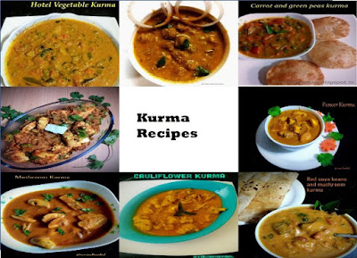Kurma Recipes