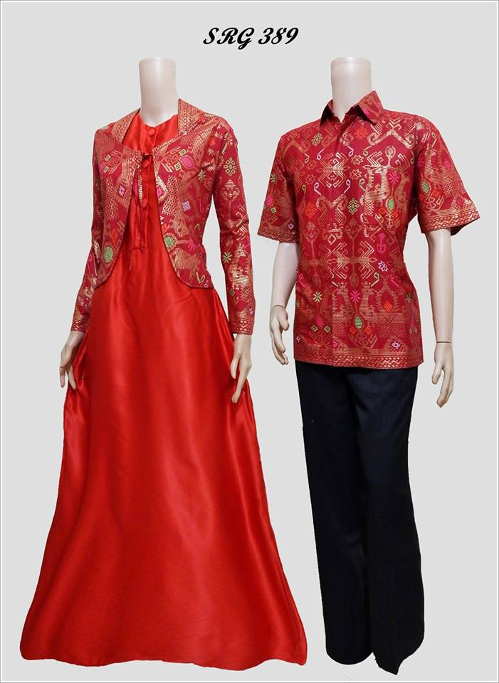 Model Baju Muslim Batik Bolero Baju Gamis Dan Baju Muslim Model