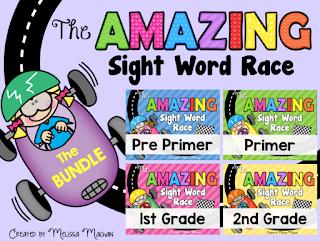 Sight word bulletin board, games, activities, worksheets