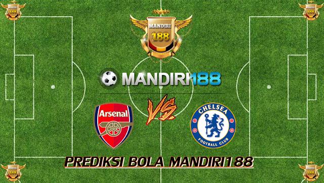 AGEN BOLA - Prediksi Arsenal vs Chelsea 4 Januari 2018