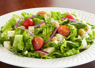 Mediterranean Salad (Akdeniz Salatasi)