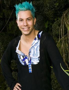 Foto de Christian Chávez más coqueto