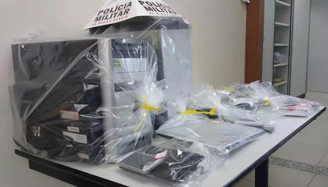 Usando engenharia social cibercriminosos roubam 500 mil em Montes Claros-MG.