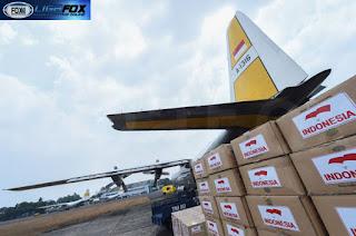 Bantuan Kemanusiaan Dari Indonesia