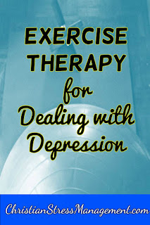 Exercise Therapy for Dealing with Depression