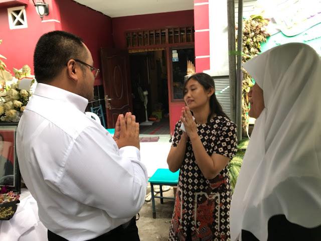 Kunjungi Keluarga Korban Bom, PKS Serukan Surabaya Bangkit