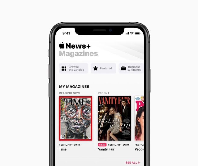 Some News publishers, according to BI, have said Apple News+ is still in it early stage but surprisingly their revenue from Plus has been underwhelming