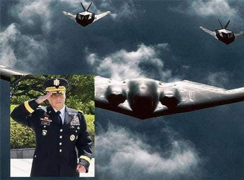 Không đoàn 36 đóng tại Guam