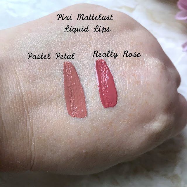 Pixi MatteLast Liquid Lips Swatches
