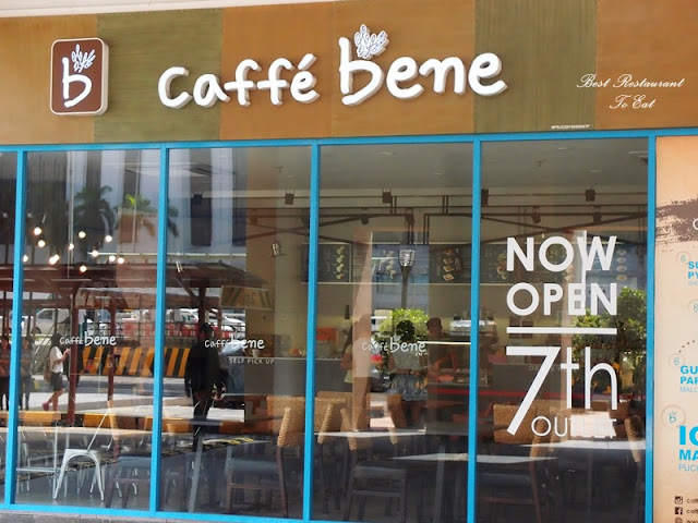Caffe Bene IOI Puchong Mall Address
