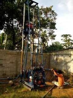 Jasa Pembuatan Sumur Bor di Lampung