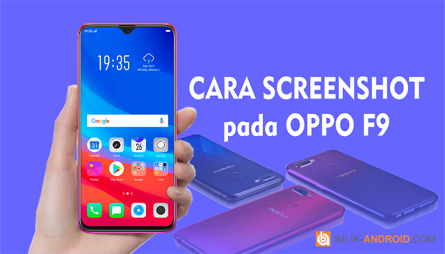 cara-screenshot-oppo-f9, screenshot, oppo-f9