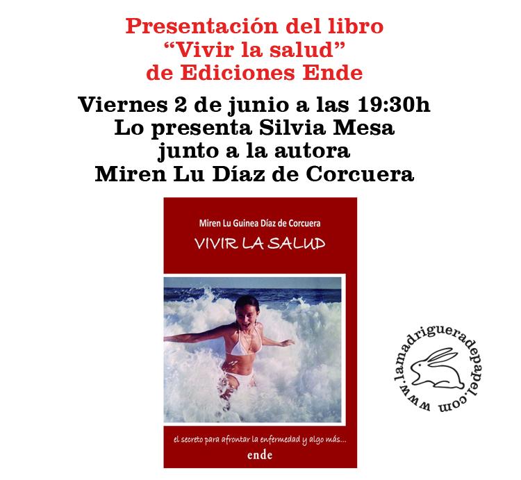 TOLEDO-LIBRERÍA-LA MADRIGUERA DE PAPEL-ACTIVIDADES-PRESENTACIÓN LIBRO-MIREN LU DÍAZ DE CORCUERA