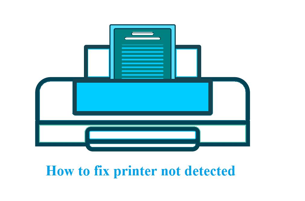 Cara memperbaiki printer tidak terdeteksi Windows