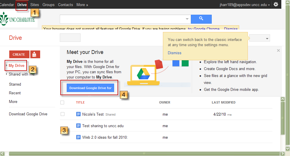 download google driver