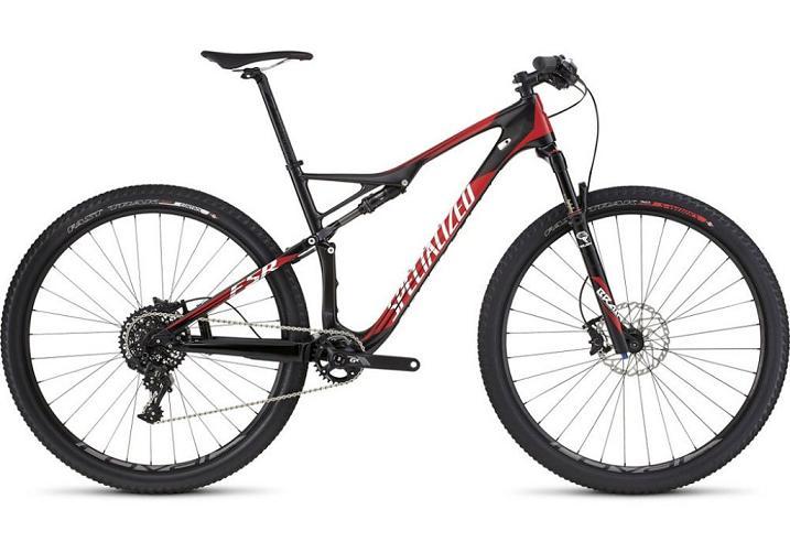 Bicicleta Specialized Epic FSR Elite