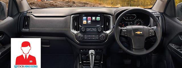 Chevrolet Trailblazer 2018: Thông tin giá và thời gian giao xe dự kiến trong năm 2018 ảnh 4